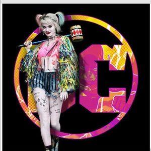Harley Quinn custome